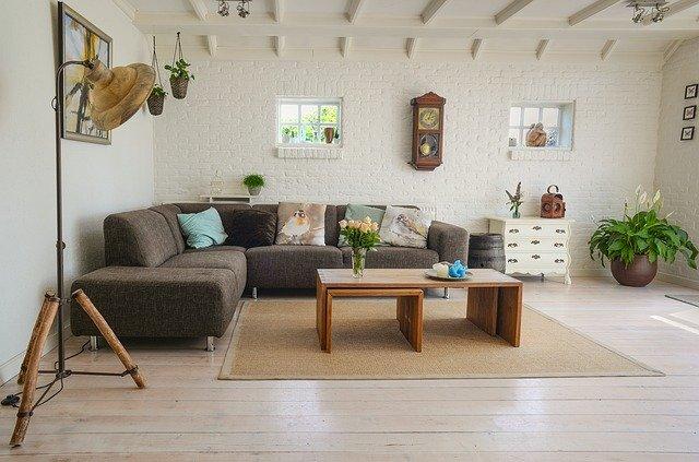 decoración de casa simple